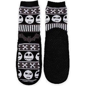 Nightmare Before Christmas Slipper Socks